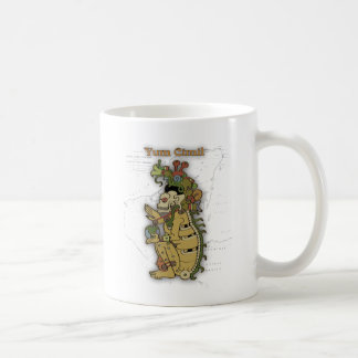 Yum Cimil - dios maya de la muerte Tazas