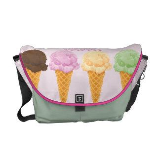 YUM conos de helado Bolsa De Mensajeria