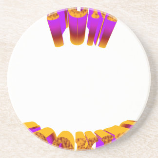 yum cookies coaster