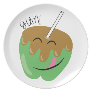 Yum! Dinner Plate