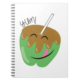 Yum! Spiral Notebooks