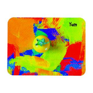 Yum Photo Magnet