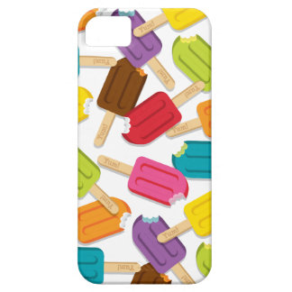 Yum! Popsicle iPhone Case (White)