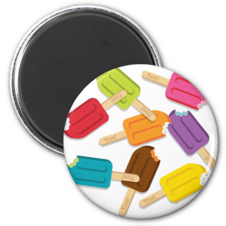 Yum! Popsicle Magnet