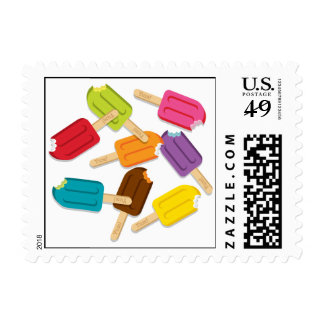 Yum! Popsicle Stamp — Small
