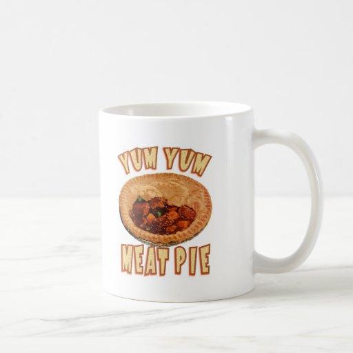 Yum! Yum! MeatPie Coffee Mug