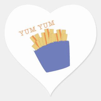 Yum Yum Stickers