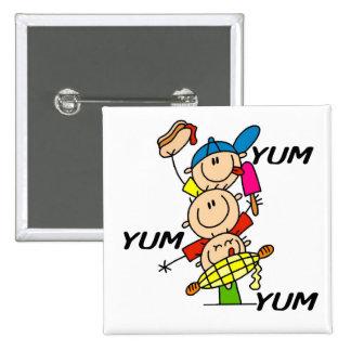 Yum Yum Summer Pins