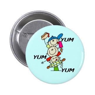 Yum Yum Summer Pin