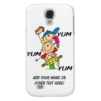 Yum Yum verano Funda Para Galaxy S4