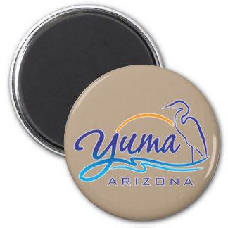 Yuma, Arizona Imán Redondo 5 Cm