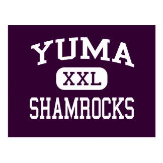 Yuma - tréboles - católico - Yuma Arizona Postal