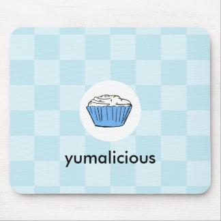Yumalicious Regular Cupcake Mouse Pad