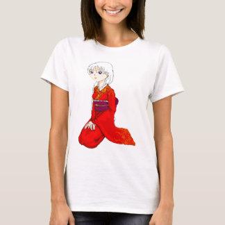 Yumes Red Kimono T-Shirt
