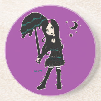 Yumi Gothic Lolita Coaster
