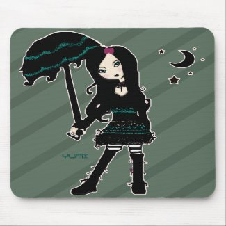 Yumi Mousepad mousepad