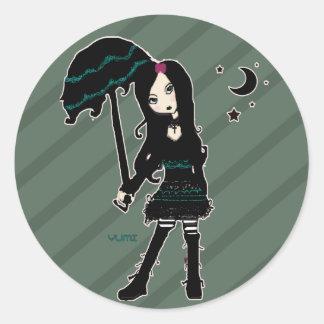 Yumi Sticker