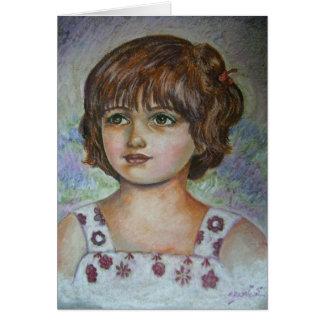 Yumi Sugai.A summer girl. Card