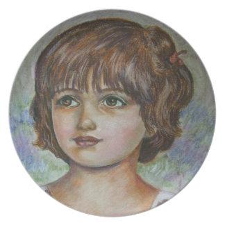 Yumi Sugai.A summer girl. Plate