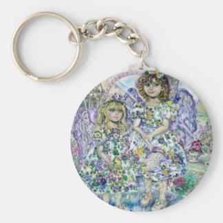 yumi sugai An angel of the purple. Keychain