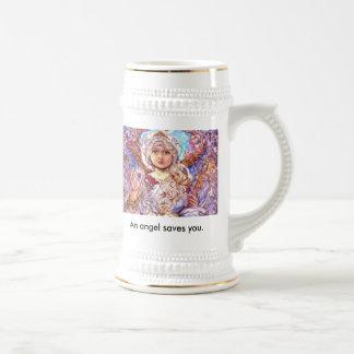 yumi sugai angels An angel saves you Mug