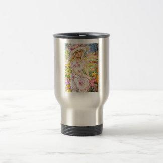 yumi sugai  angels coffee mug