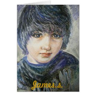Yumi Sugai. James.s. Card