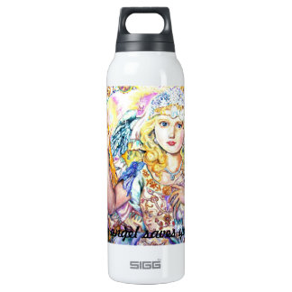 Yumi sugai. The angel of the diamond. 16 Oz Insulated SIGG Thermos Water Bottle