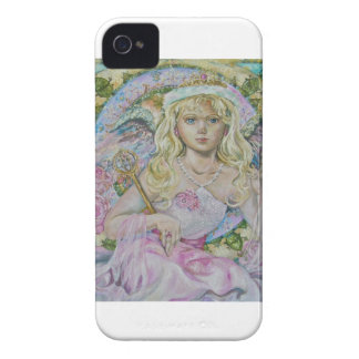Yumi Sugai. The angel of the pink sapphire. iPhone 4 Case-Mate Case