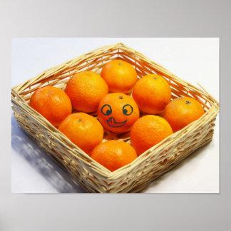 yummi Clementines Impresiones