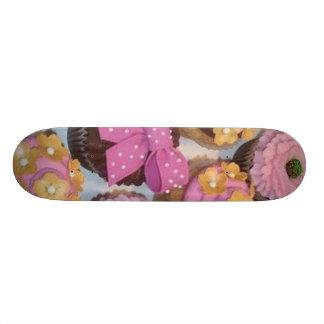 Yummi Cupcakes Skateboard