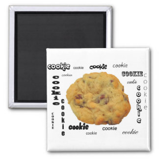 Yummy! 2 Inch Square Magnet