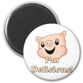 Yummy Bacon Fridge Magnets