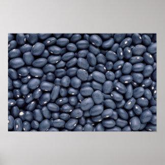 Yummy Black beans Poster