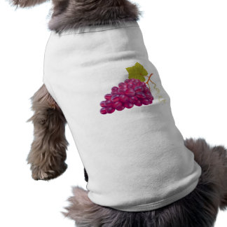 Yummy Bunch Of Red Grapes T-Shirt