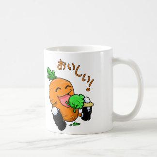 YUMMY Carrot Icecream Cup! Coffee Mug