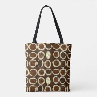 Yummy Chocolate Box Love Tote Bag