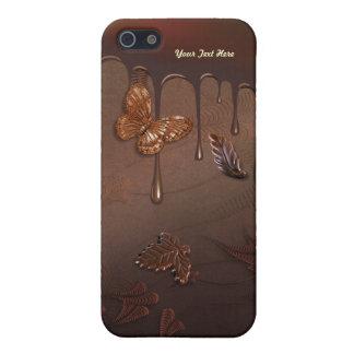 Yummy Chocolate Ice Cream Melt iPhone SE/5/5s Case