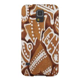 Yummy Christmas Holiday Gingerbread Cookies Samsung Galaxy Nexus Case