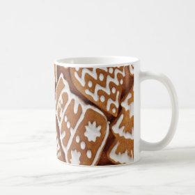 Yummy Christmas Holiday Gingerbread Cookies Mug
