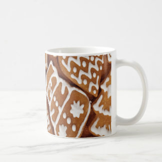 Yummy Christmas Holiday Gingerbread Cookies Mug