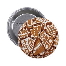 Yummy Christmas Holiday Gingerbread Cookies Pin