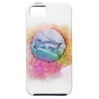 Yummy colorful icecream iPhone 5 case