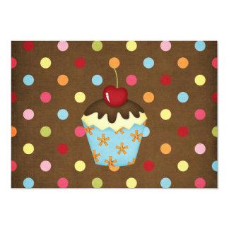yummy cupcake card