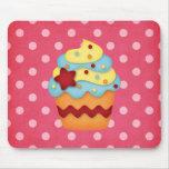 yummy cupcake mousepads