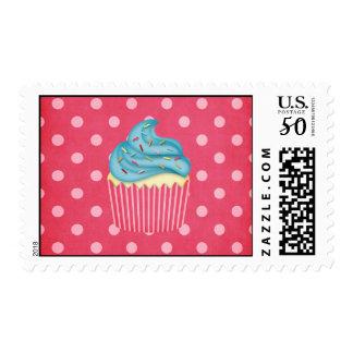 yummy cupcake postage