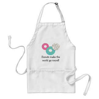 Yummy Donuts Adult Apron