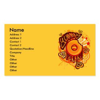 Yummy_Doughnut Business Card