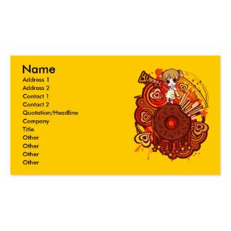 Yummy_Doughnut Business Cards