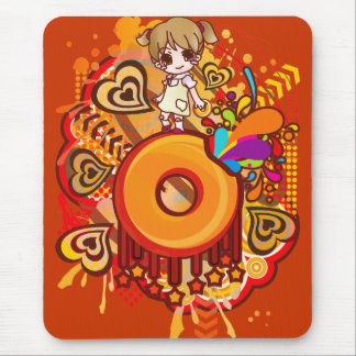 Yummy_Doughnut Mouse Pad